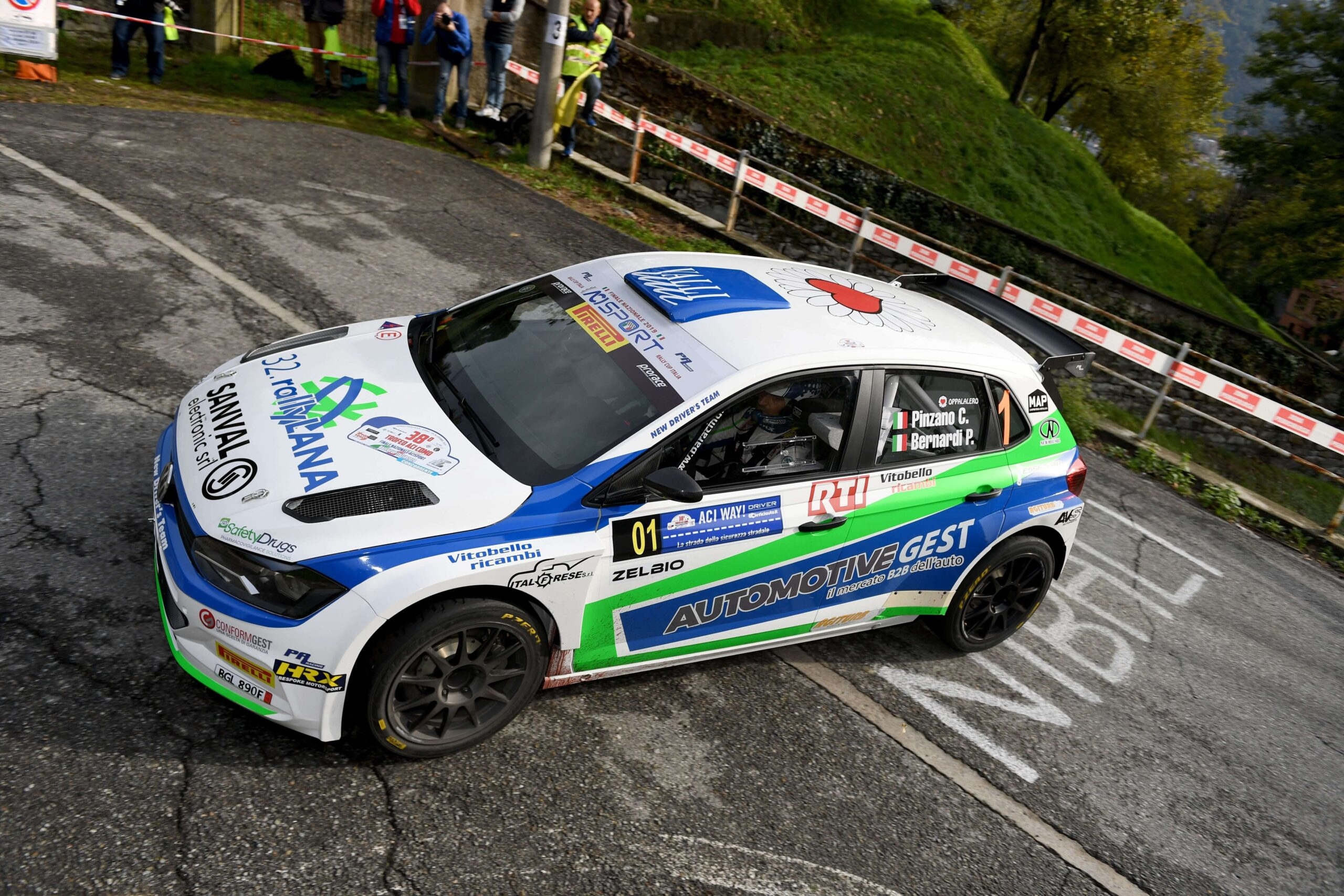Rally di Como 2019