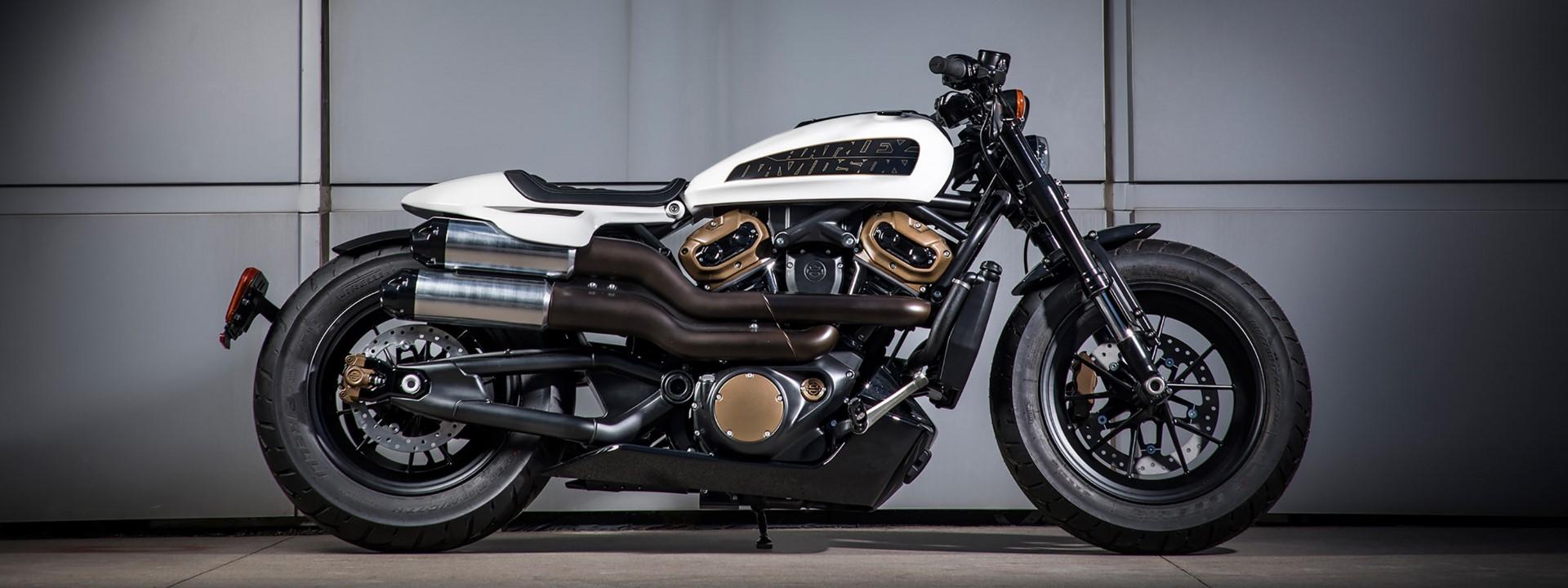 Harley Davidson Custom 1250