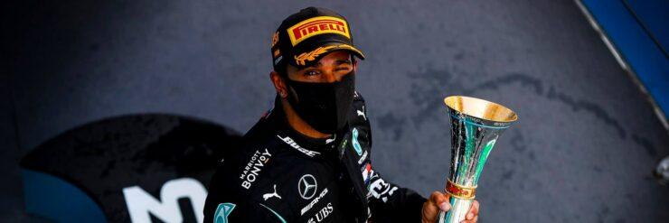 Lewis Hamilton (Facebook)