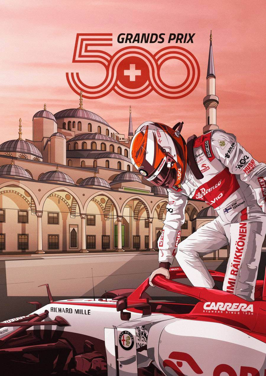 Alfa Romeo Racing ORLEN GP Turchia