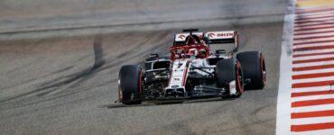 Kimi Raikkonen (Alfa Romeo Racing ORLEN)