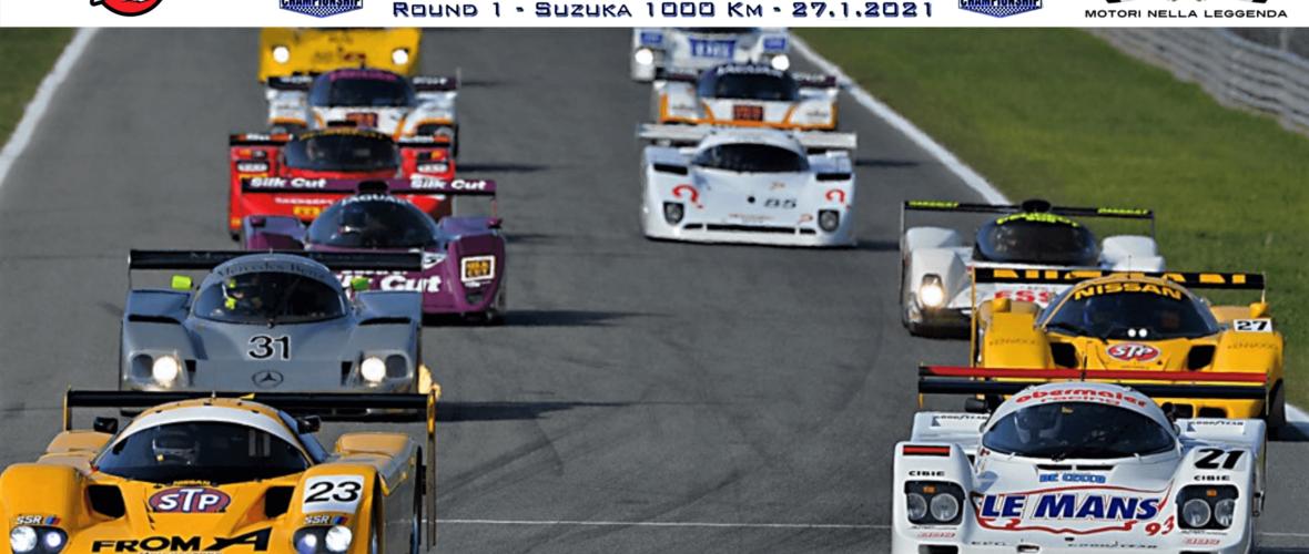 Historic Endurance Championship Gruppo C anni '90