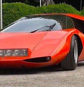 Abarth 2000 Pininfarina Scorpione