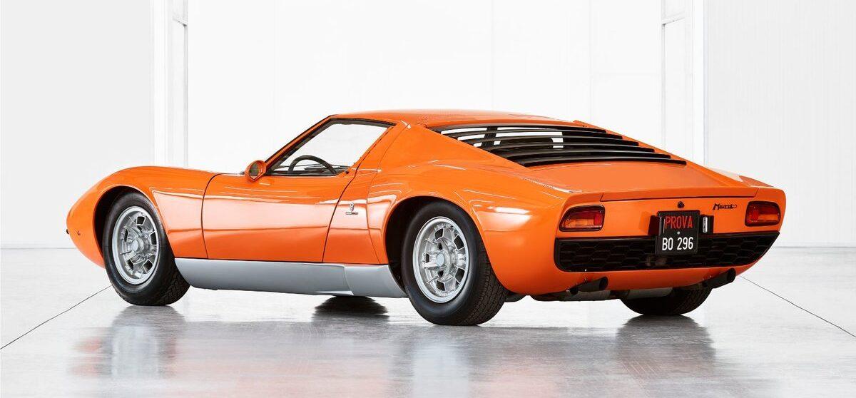 Miura Lamborghini