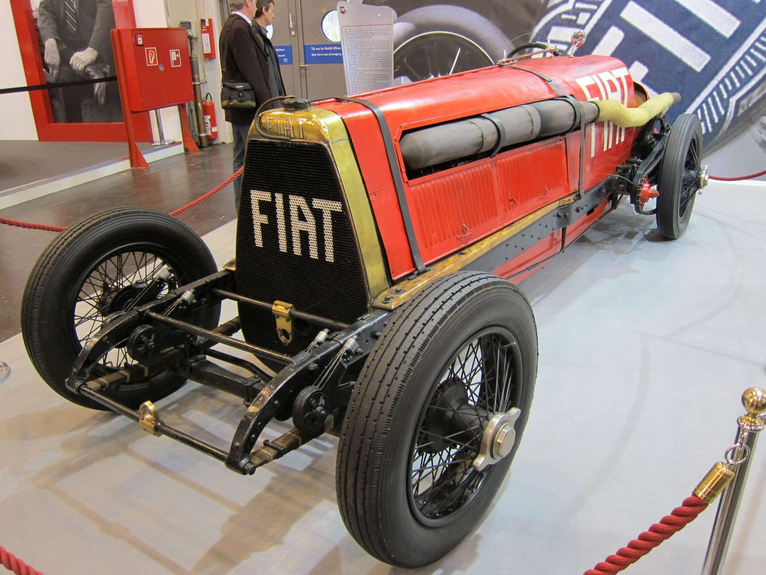 Fiat SB4 Mefistofele