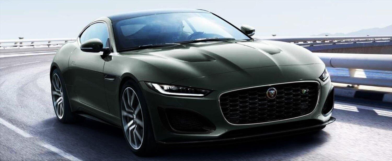 Jaguar F-Type Heritage 60 Edition, omaggio all'iconica E-Type