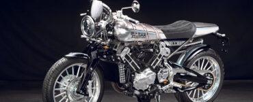 Brough Superior SS100 Bert Le Vack