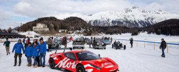 The I.C.E. St. Moritz