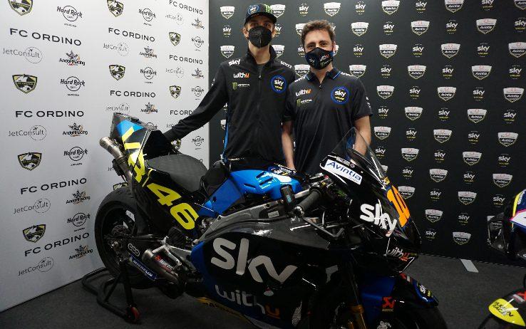 Avintia MotoGP 2021